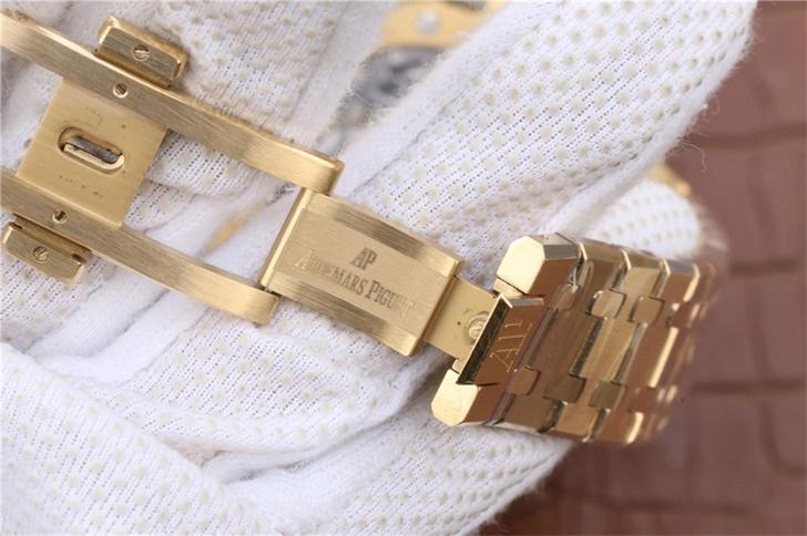 爱彼AP皇家橡树系列26518真陀飞轮一比一精仿手表
