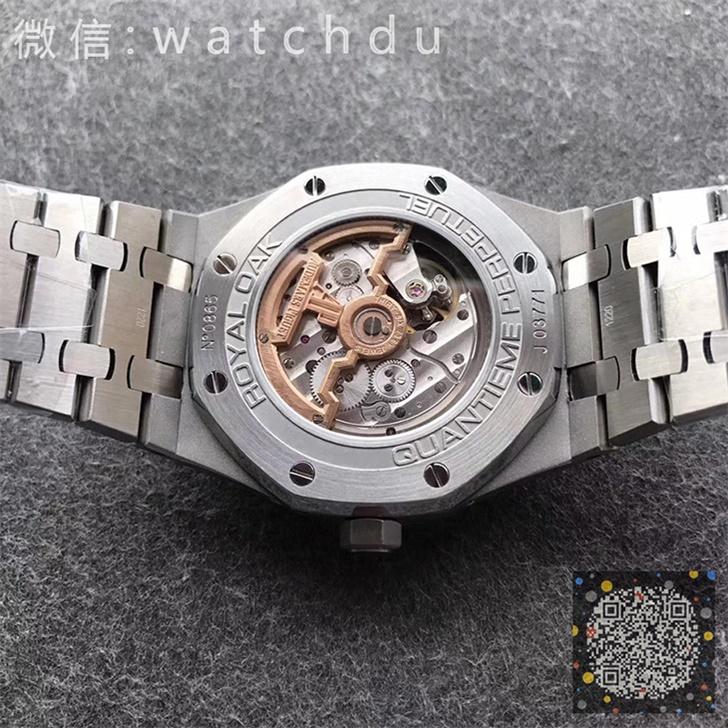 【JF厂】爱彼皇家橡树26574男士自动机械一比一多功能复刻手表