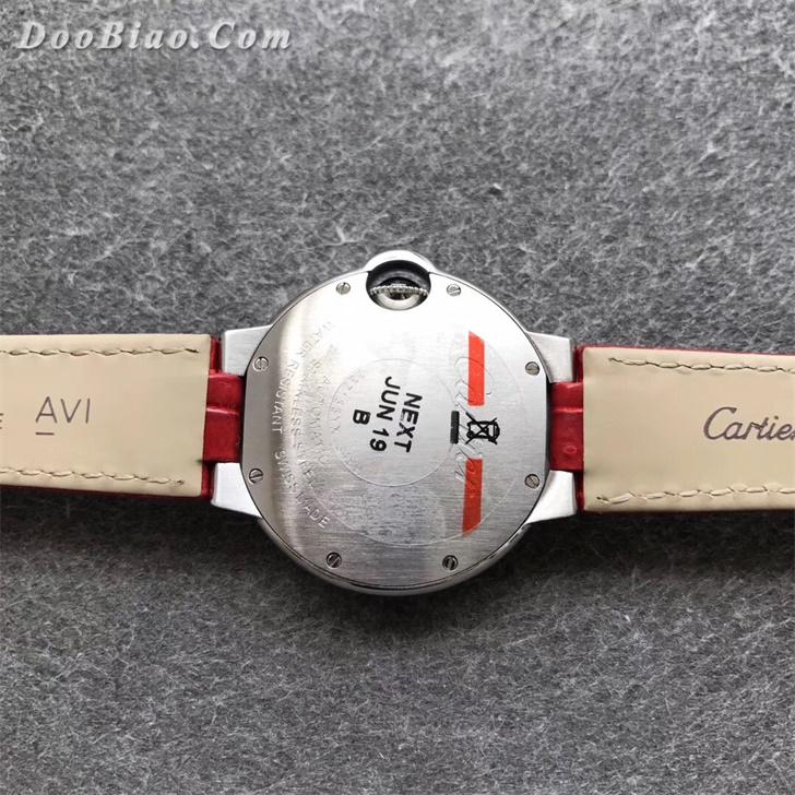 AF厂卡地亚蓝气球中国红限量款复刻表