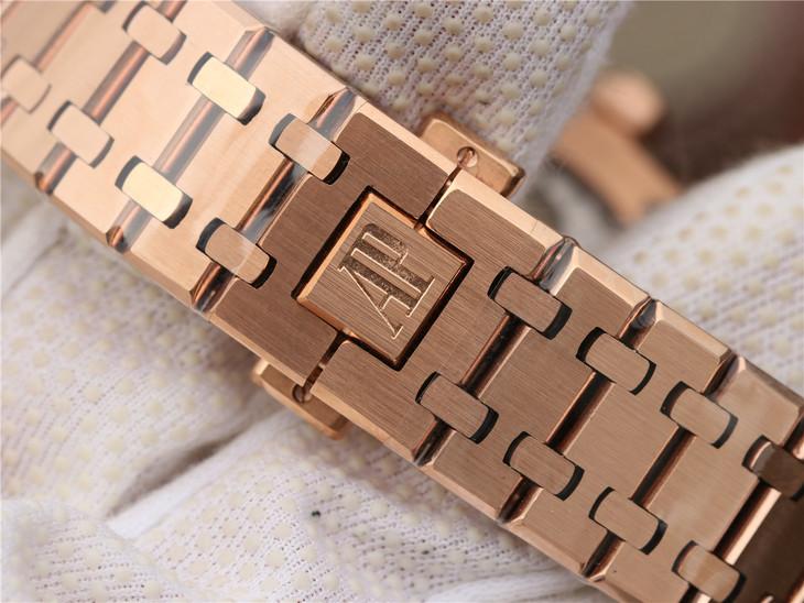 【R8厂超A】爱彼皇家橡树系列26522OR.OO.120OR.01陀飞轮复刻手表