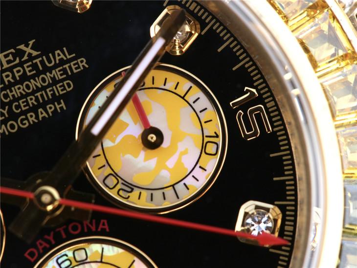 劳力士Rolex宇宙计型迪通拿系列彩虹圈116598 RBOW一比一精仿手表
