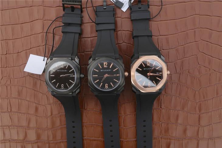 宝格丽OCTO系列男士一比一精仿手表