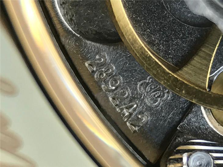 TW浪琴军旗系列L4.774.8男士一比一精仿手表