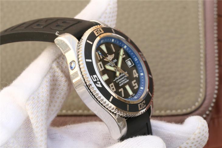 GM百年灵SUPEROCEAN 42超级海洋系列A1736402一比一精仿手表