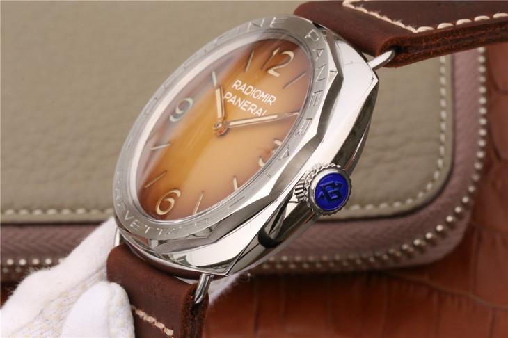 ZF沛纳海PAM687/PAM00687一比一复刻手表