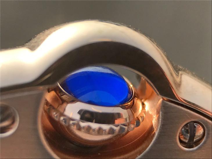 V6卡地亚蓝气球系列33毫米W6920069自动机械一比一精仿女表