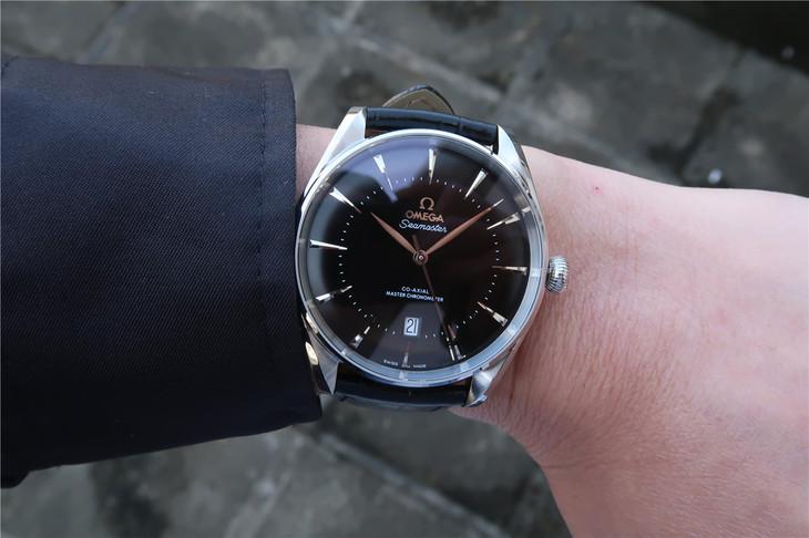 欧米茄海马系列Seamaster男士自动机械一比一精仿手表