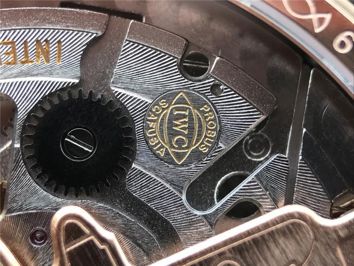 YL万国大型飞行员系列IW50270年历大飞一比一精仿手表