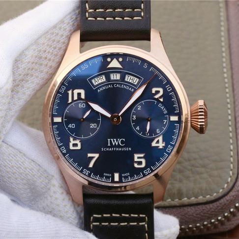 YL万国大型飞行员系列IW502701年历大飞一比一精仿手表
