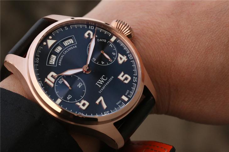 YL万国大型飞行员系列IW5027011年历大飞一比一精仿手表