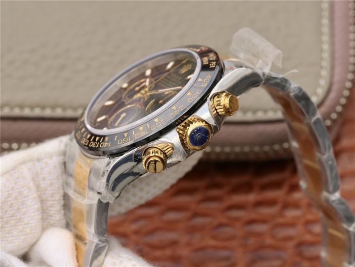 JH勞力士V7版宇宙計時全金迪通拿116508一比一復刻手表