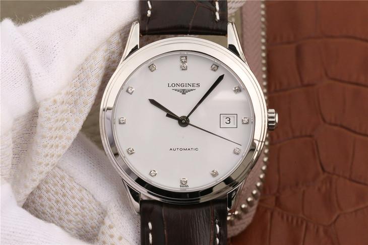 TW浪琴军旗系列L4.774中性36毫米复刻手表