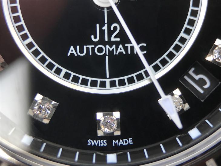 香奈儿J12系列H1626重置加强版精仿手表