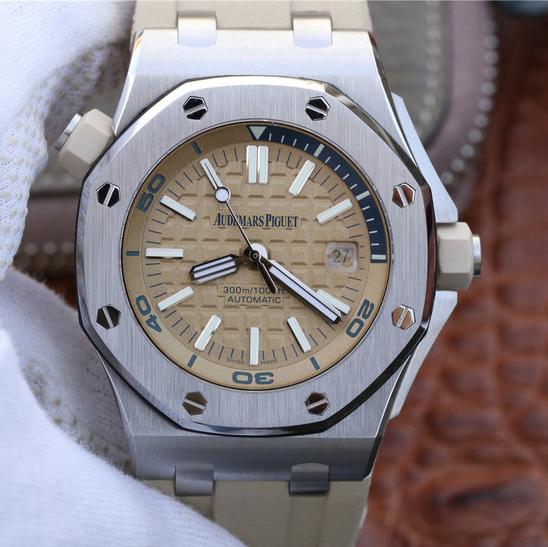 JF爱彼AP皇家橡树离岸型系列15710ST.OO.A085CA.01一比一精仿手表