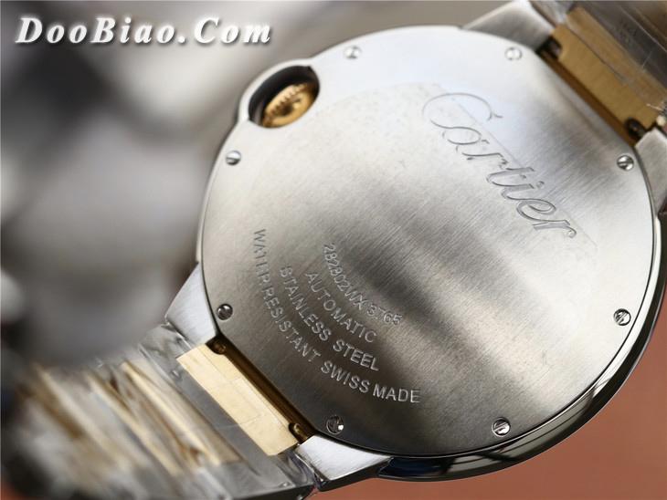 CR卡地亚蓝气球系列大号间金42毫米W69009Z3一比一精仿手表