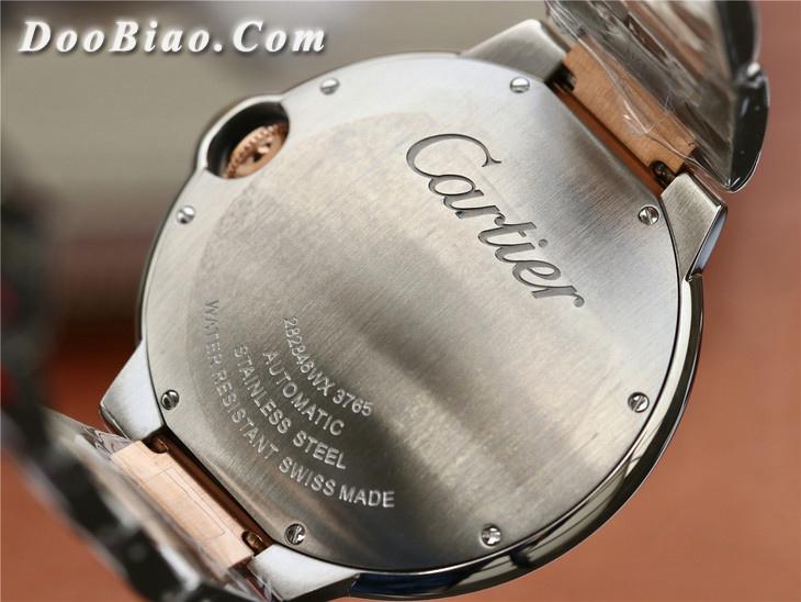 CR卡地亚蓝气球系列大号间金42毫米一比一精仿手表