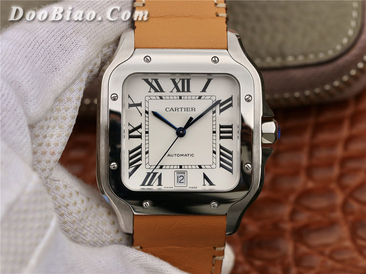KOR卡地亚山度士系列WSSA0009一比一精仿手表