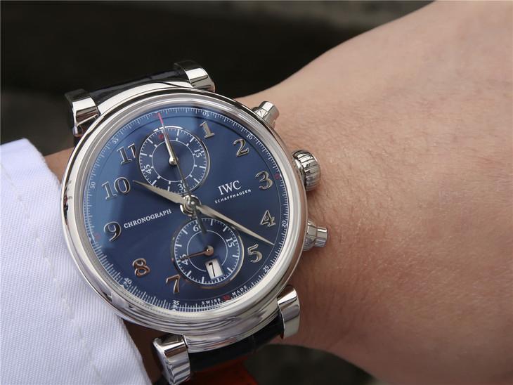 YL万国IWC达文西系列劳伦斯体育公益基金会IW393402男士精仿手表