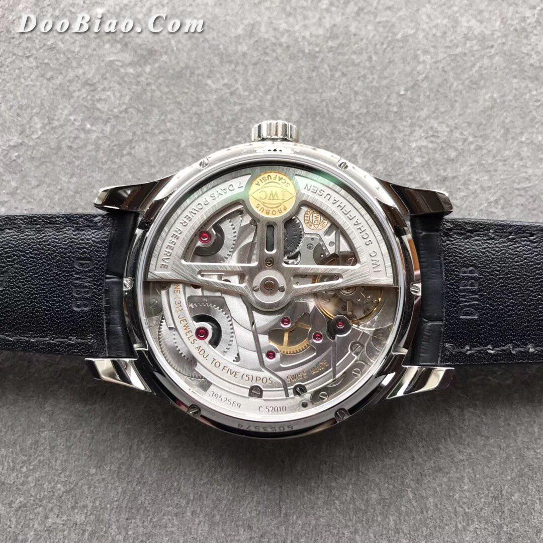 【ZF厂超A】万国iwc葡萄牙系列IW503502自动机械一比一年历手表