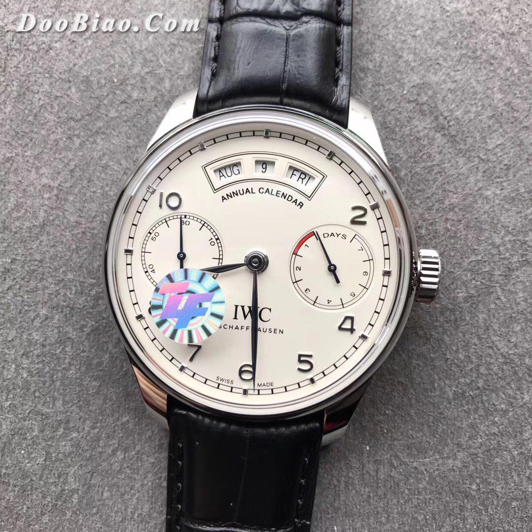 【ZF厂超A】万国iwc葡萄牙系列IW503501自动机械一比一年历手表