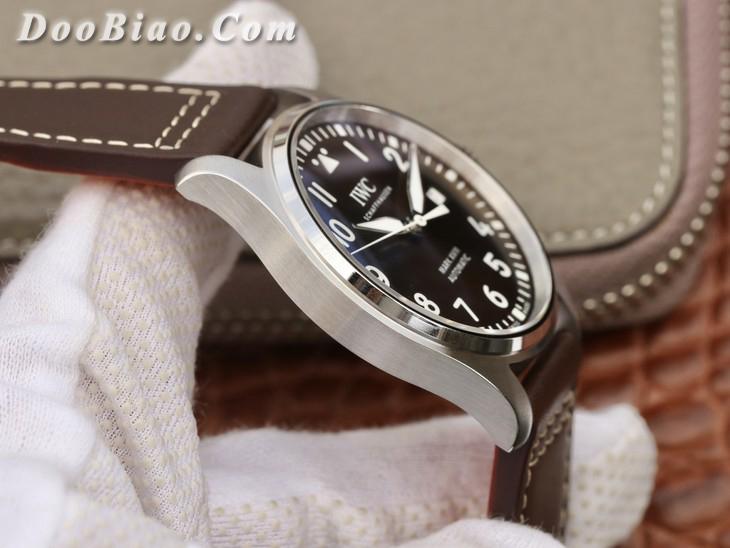 MKS万国飞行员系列马克十八咖啡面IW327003一比一精仿手表