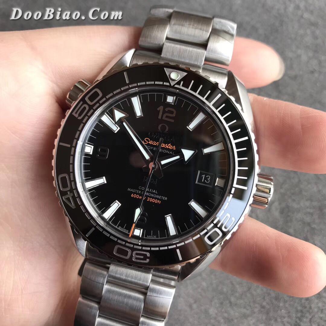 【VS厂超A】欧米茄海洋宇宙600米系列215.30.44.21.01.001自动机械一比一精仿手表