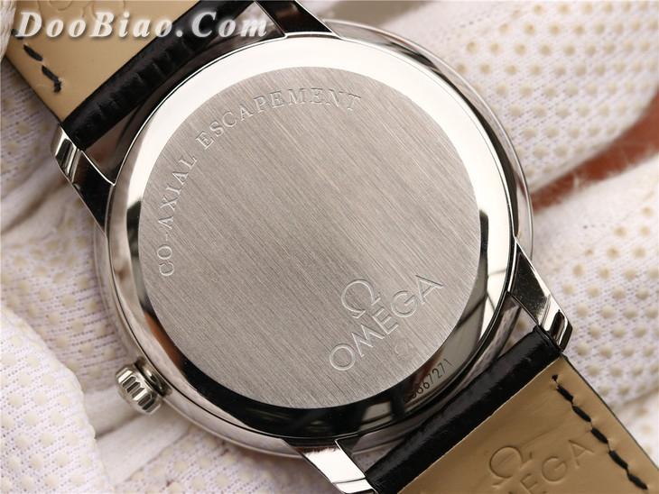TW欧米茄碟飞系列两针半4813.50.01精仿手表