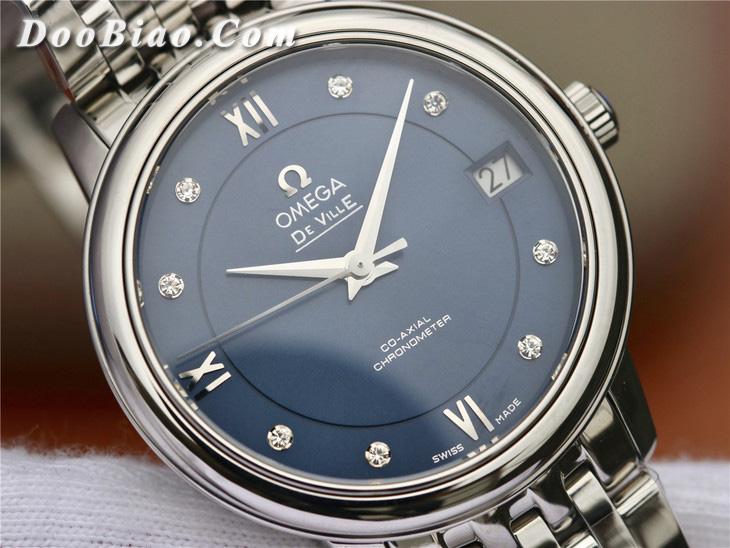 MKS厂欧米茄碟飞典雅系列424.10.33.20.53.001女款一比一精仿手表