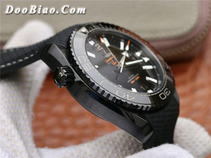 VS厂欧米茄海洋宇宙600米系列全黑陶瓷215.92.46.22.01.001精仿手表