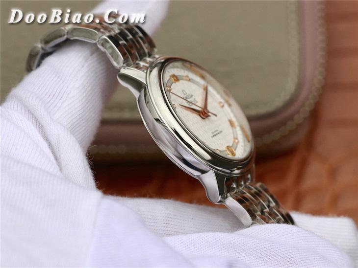 MKS厂欧米茄碟飞典雅系列424.10.33.20.55.002女款一比一精仿手表