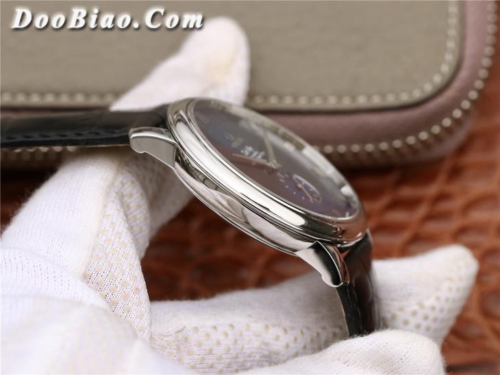 TW欧米茄碟飞系列两针半精仿手表