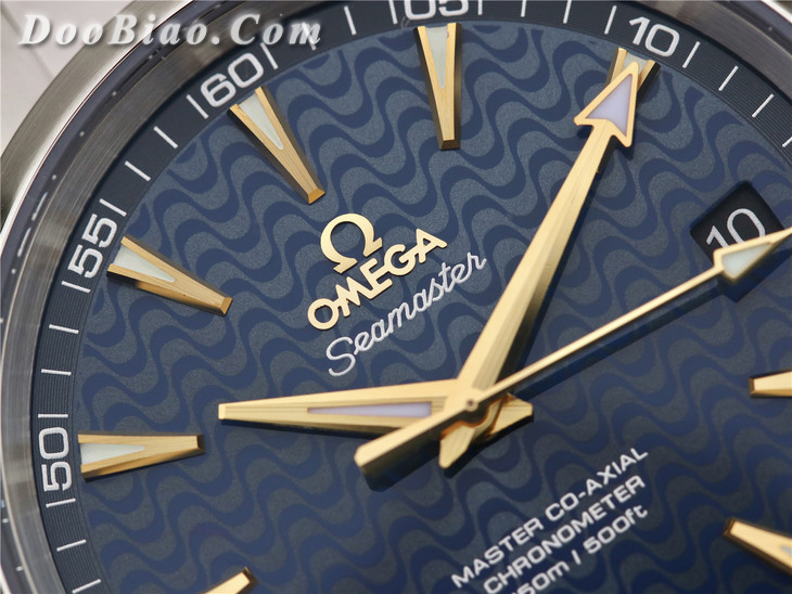 VS欧米茄海马150米里约奥运特别版231.10.42.21.03.006精仿手表