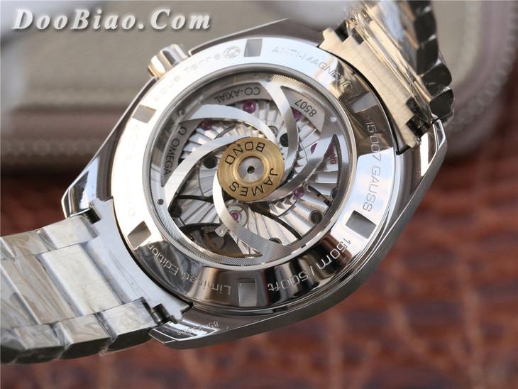 XF欧米茄海马150米系列男士自动机械一比一精仿手表