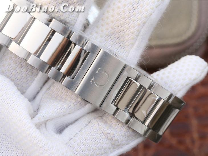 XF歐米茄海馬150米系列男士自動機械一比一精仿手表