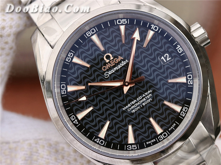 VS欧米茄海马150米里约奥运特别版231.10.42.21.01.006精仿手表