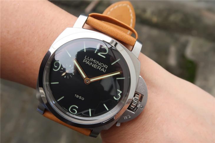 XF沛纳海PAM00127/PAM127(沛王)男士一比一精仿手表