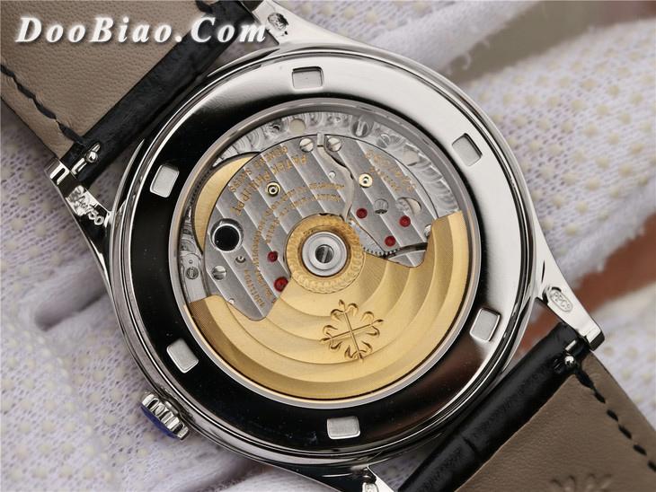 ZF厂百达翡丽古典表系列5296G-010一比一精仿手表
