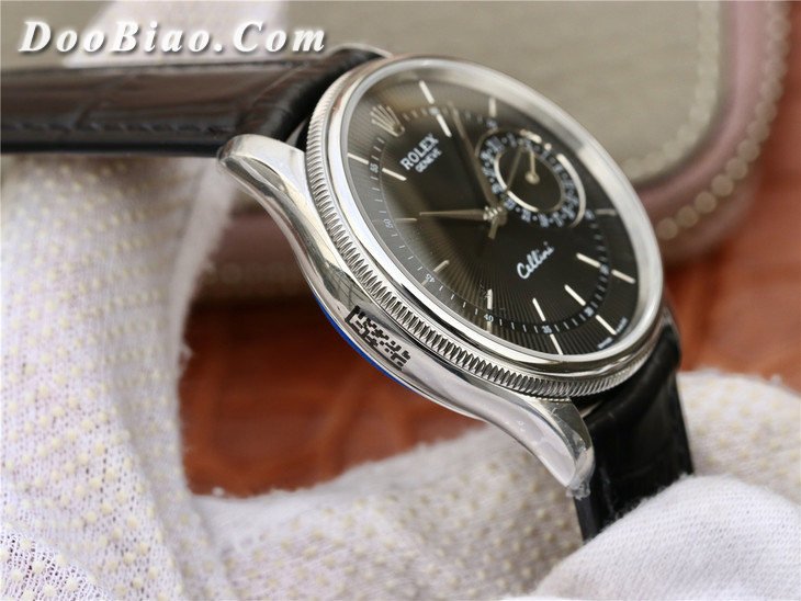 MKS劳力士切利尼系列50519黑盘一比一精仿手表