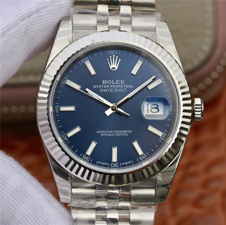 DJ劳力士日志型系列m116234-0139纪念花纹面款精仿手表