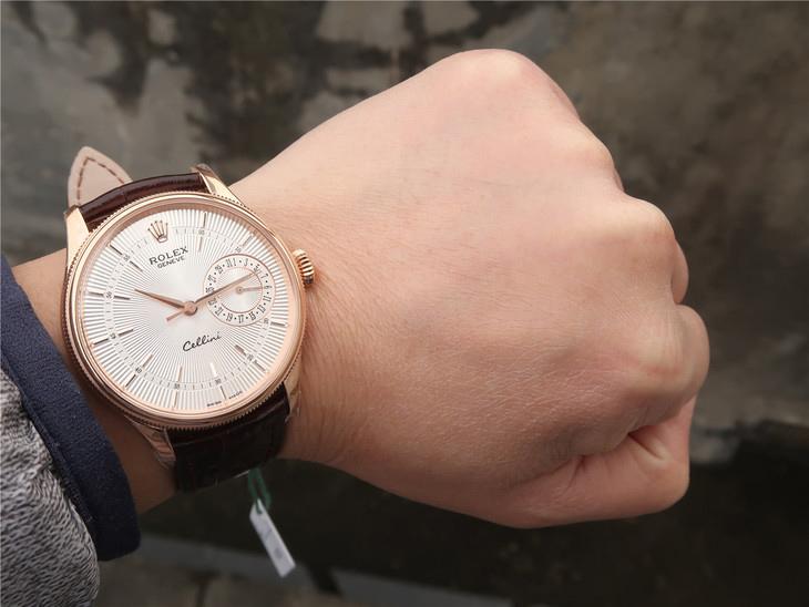 MKS劳力士切利尼系列50515一比一精仿手表