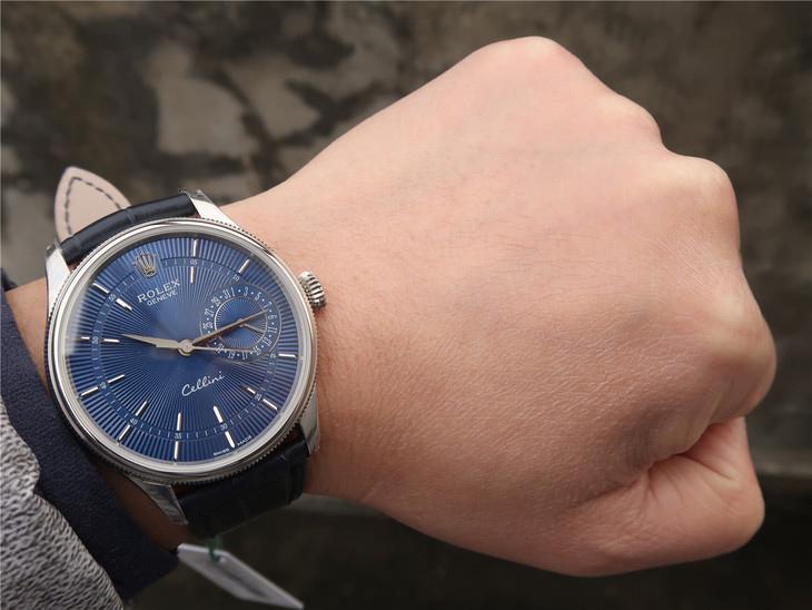 MKS劳力士切利尼系列m50519-0013一比一精仿手表