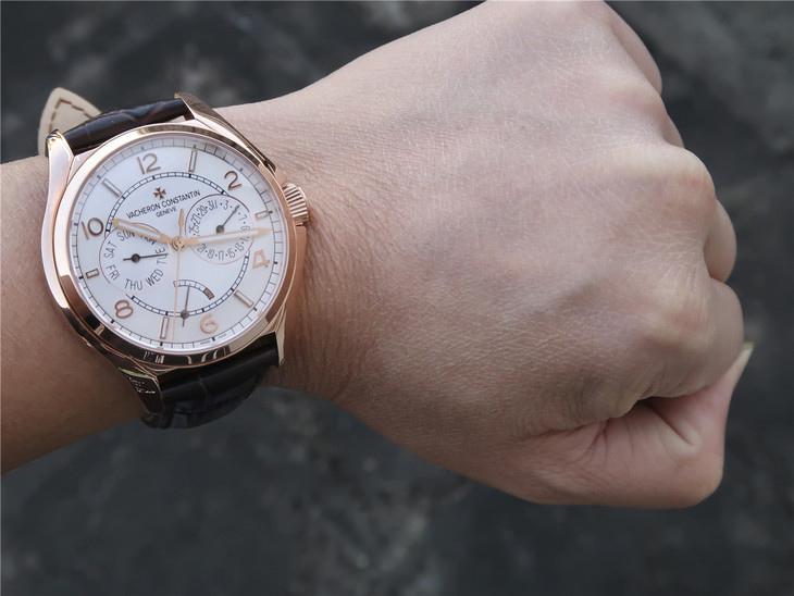 TW江诗丹顿伍陆之型系列4400E/000R-B436一比一精仿手表
